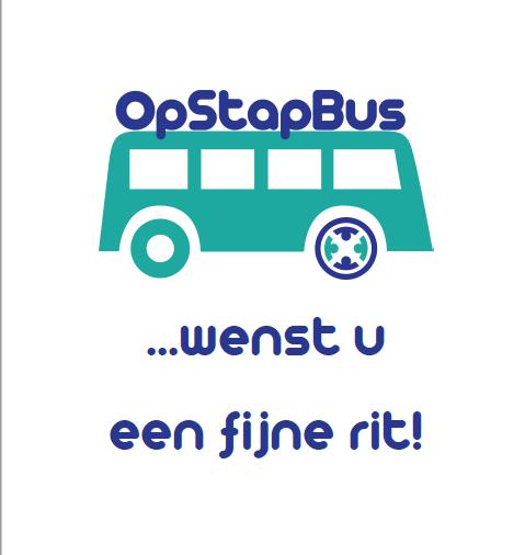 Programma OpStapBus december – januari