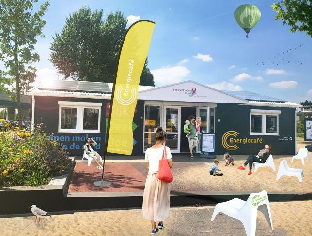 Capelle aardgasvrij: kom naar het Energiecafé!