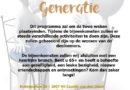 De Zilveren Generatie nu ook in Schollevaar!